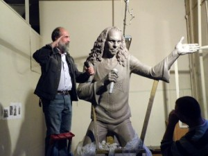 RONNIE JAMES DIO Statue To Be Erected In Kavarna