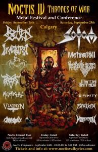 Noctis IV: Metal Fest