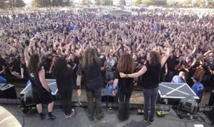 TESTAMENT WRAP-UP ON THE AMERICAN CARNAGE TOUR, BEGIN WRITING AND RECORDING NEW ALBUM, DUE MID-2011