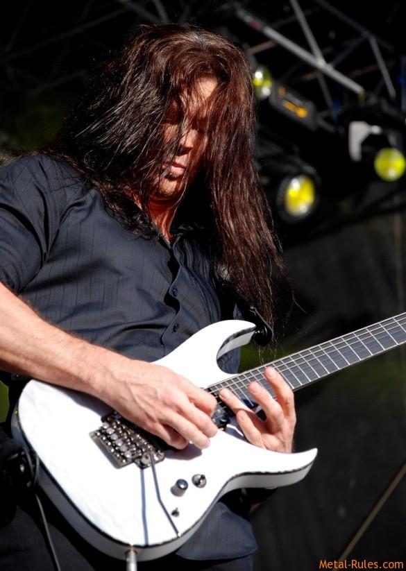 Megadeth- Chris Broderick