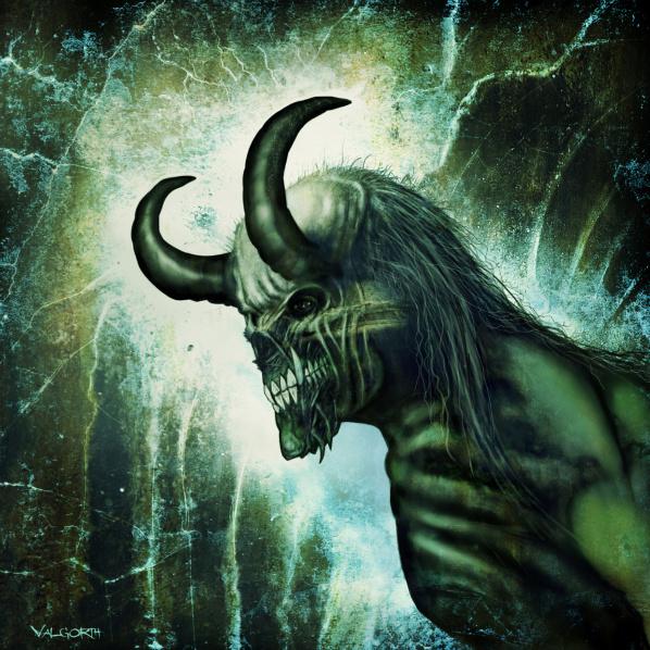 Halloween - Green Horned.jpg