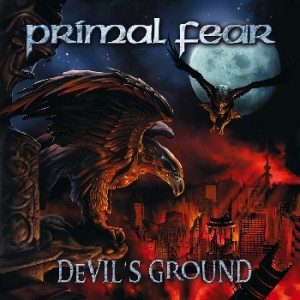 "Primal Fear - ""Devil's Ground"" (remastered + bonus tracks)"