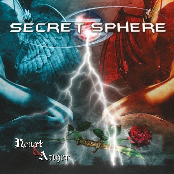 "Secret Sphere: ""Heart & Anger"" (remastered + bonus track)"