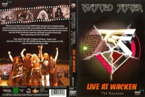 TWISTED SISTER LIVE IN WACKEN ­ THE REUNION- DVD/CD