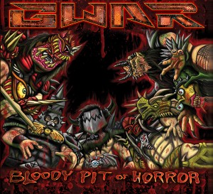 "Gwar ""Bloody Pit of Horror"""
