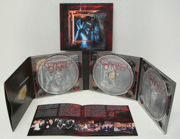 CONTROL DENIED: 'The Fragile Art of Existence' Deluxe 3-Disc Re-Issue
