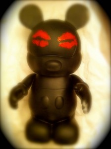 "Anthrax's Benante Teams up with Disney for ""Vinylmation"" Figures"