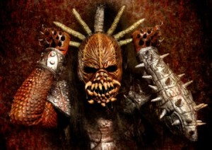 Kita as a member of LORDI