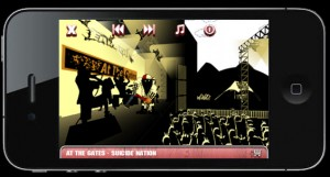 EARACHE ANNOUNCES 'EXTREME STAGE DIVING' FREE APP
