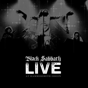 "Black Sabbath ""Live At Hammersmith Odeon"""