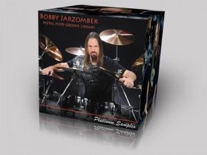 Bobby Jarzombek Multi-Format Metal MIDI Groove Library
