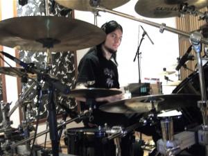 Arch Enemy Drummer, Daniel Erlandsson