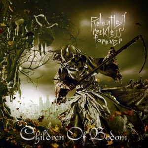 "Children of Bodom - ""Relentless Reckless Forever"""