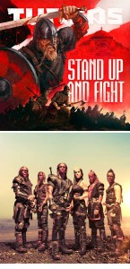 "TURISAS ""Stand Up And Fight"""