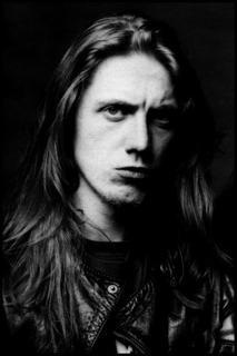Former SODOM Guitarist Dirk Strahlimeier