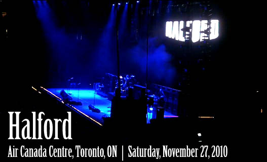 HALFORD - Live in Toronto