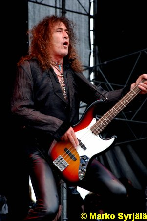 Y&T - Bassist Phil Kennemore