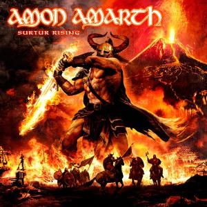 Amon Amarth - Surtur Rising