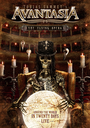 AVANTASIA: 'The Flying Opera' DVD