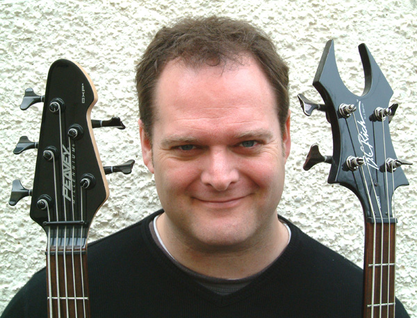 Joel McIver