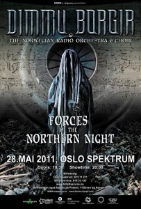 DIMMU BORGIR TO PERFORM SPECIAL NORWEGIAN SHOW WITH LIVE ORCHESTRA & CHOIR