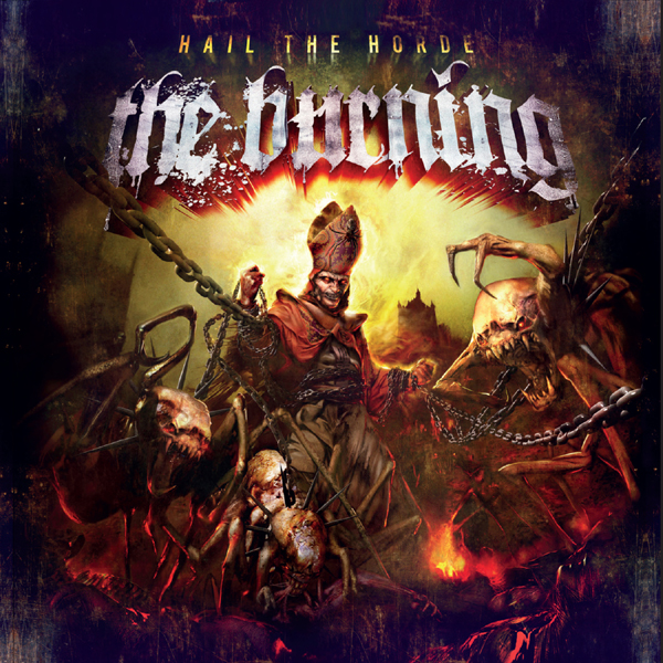 The_Burning_HailTheHorde_Cover.jpg
