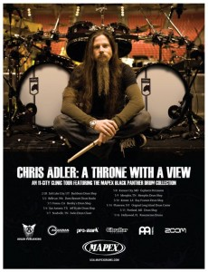 Lamb of God's Chris Adler