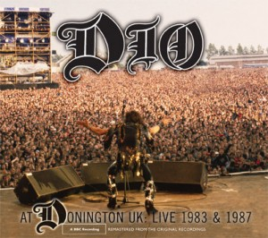 'DIO AT DONINGTON UK: LIVE 1983 AND 1987'