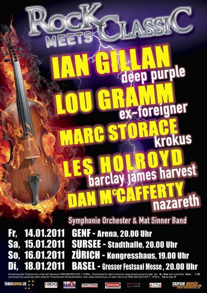 Rock Meets Classic 2011