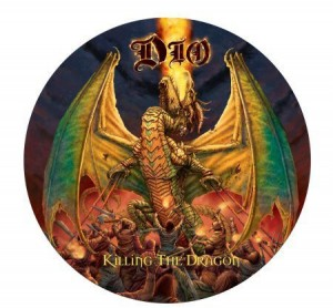 KILLING THE DRAGON (2002) picture disc