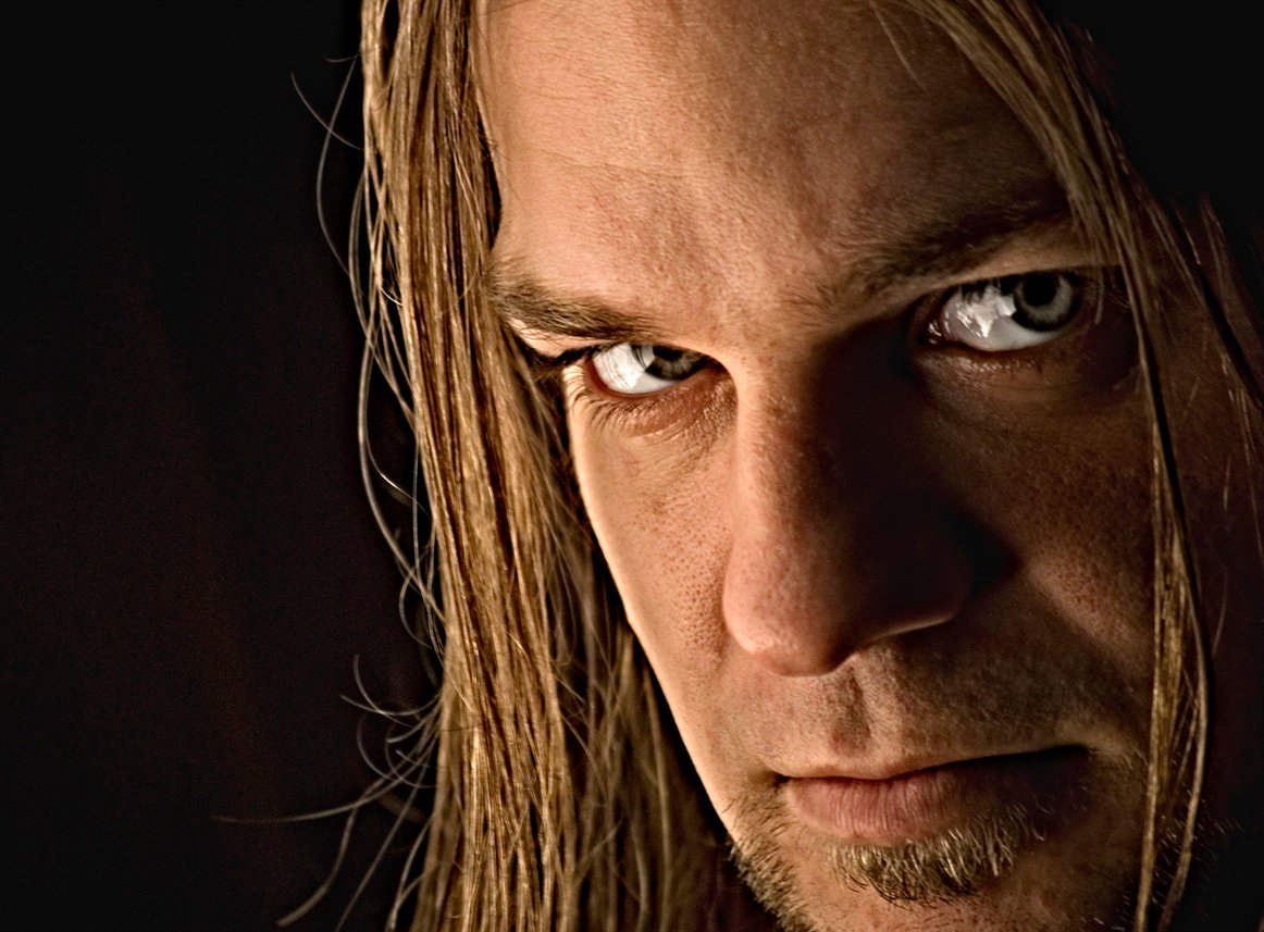 Iced Earth vocalist, Stu Block (formerly of Into Eternity)