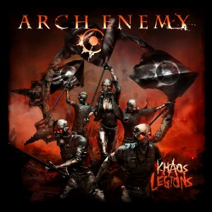 "Arch Enemy ""Khaos Legions"""