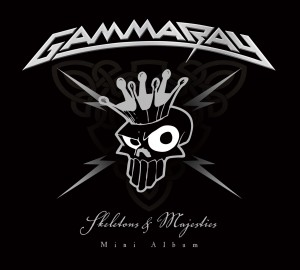 Gamma Ray - Skeletons & Majesties (EP DIGIPAK)