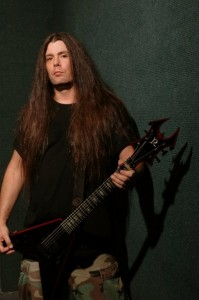 Cannibal Corpse's Pat O'brien