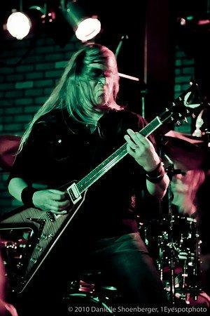 Steven Rice - Lead Guitar