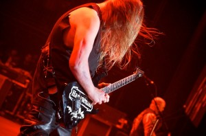 Jeff Hanneman at Big 4 - Photo Credit: www.AndrewStuart.me