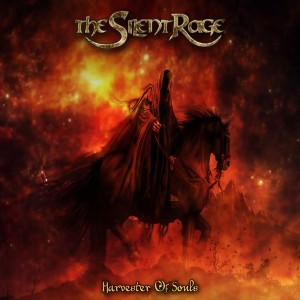 "The Silent Rage - ""Harvester Of Souls"" New EP"