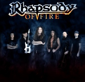 RHAPSODY OF FIRE - April 2011