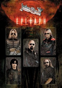 JUDAS PRIEST - 2011 Line-up