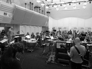 DIMMU BORGIR: PHOTOS FROM ORCHESTRAL SHOW REHEARSALS