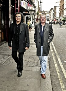 Who Cares - Ian Gillan and Tony Iommi