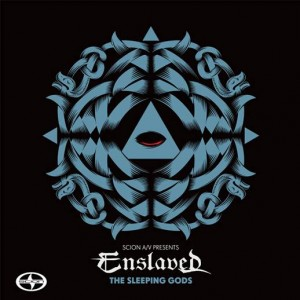 "ENSLAVED - New EP  ""THE SLEEPING GODS"""