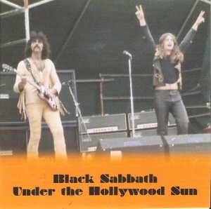 Bootleg : Black Sabbath - Live at Hollywood Bowl, California, 15 September 1972