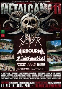 Metalcamp 2011