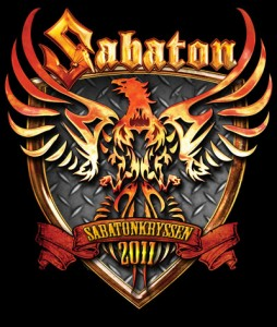 The Sabaton Cruise 2011