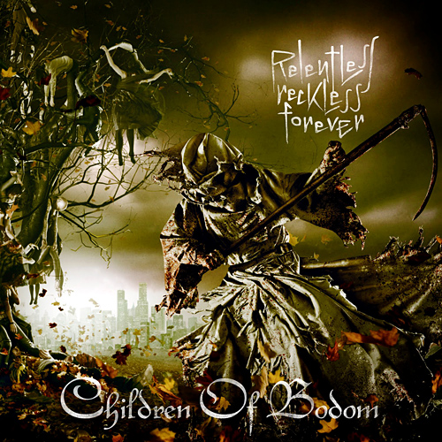 CHILDREN OF BODOM - Relentless Reckless Forever