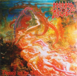 MORBID ANGEL 'BLESSED ARE THE SICK'