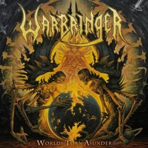 WARBRINGER - 'Worlds Torn Asunder'