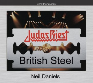 ROCK LANDMARKS – JUDAS PRIEST'S BRITISH STEEL