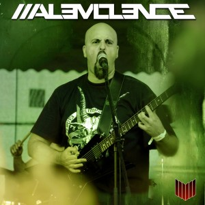 MALEVOLENCE (Photo by BLACK EYE)